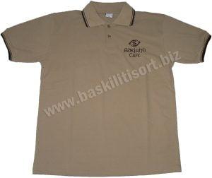 Baskılı Personel işyeri tişörtü