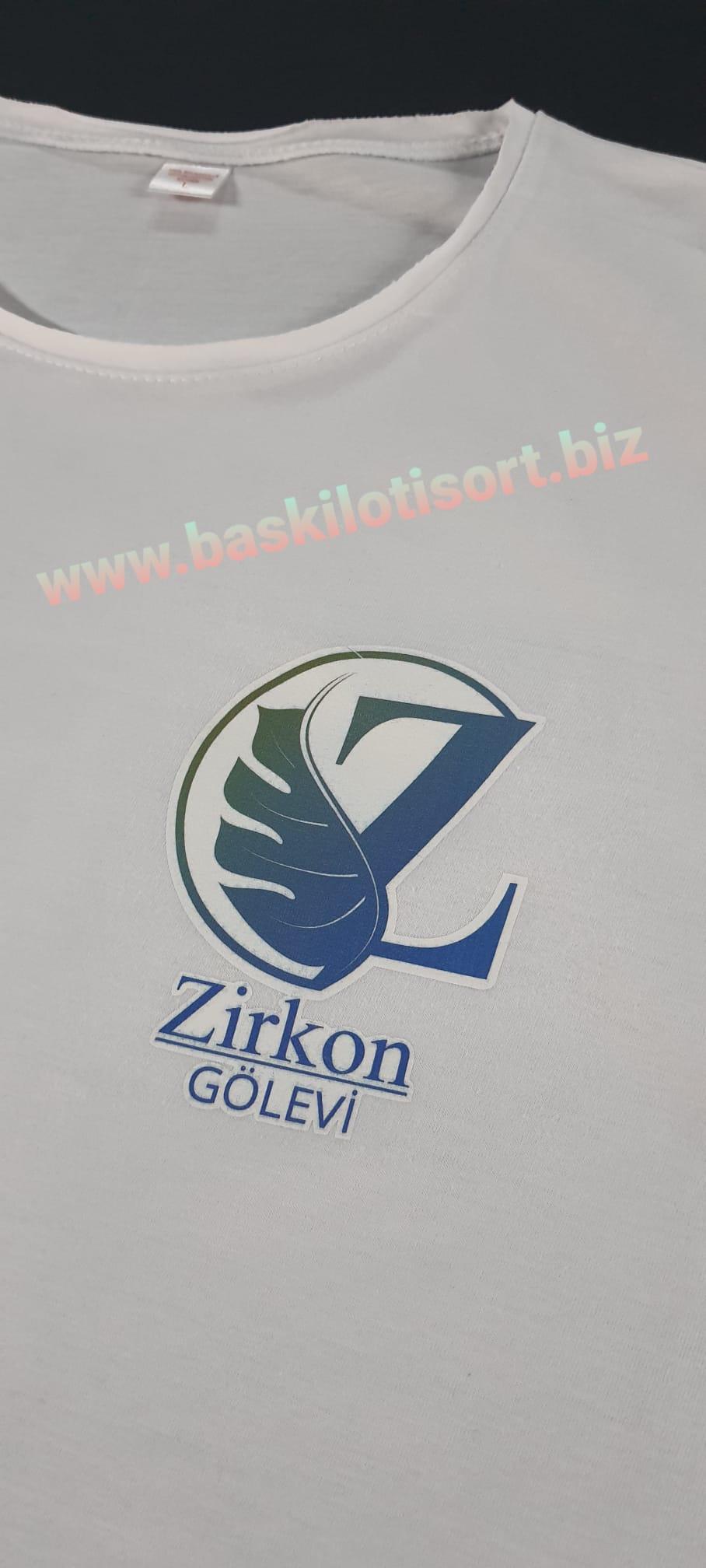 Tişört Logo Baskı